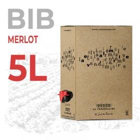 BIB 5 Litres Merlot
