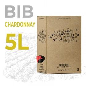 BIB 5 Litres Chardonnay