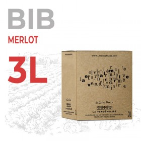 BIB 3 Litres Merlot