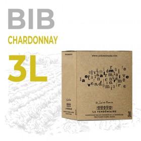 BIB 3 Litres Chardonnay