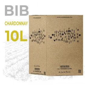 BIB 10 Litres Chardonnay