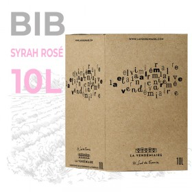 BIB 10 Litres Syrah