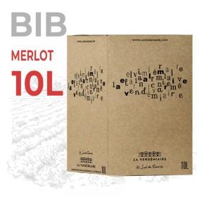 BIB 10 Litres Merlot